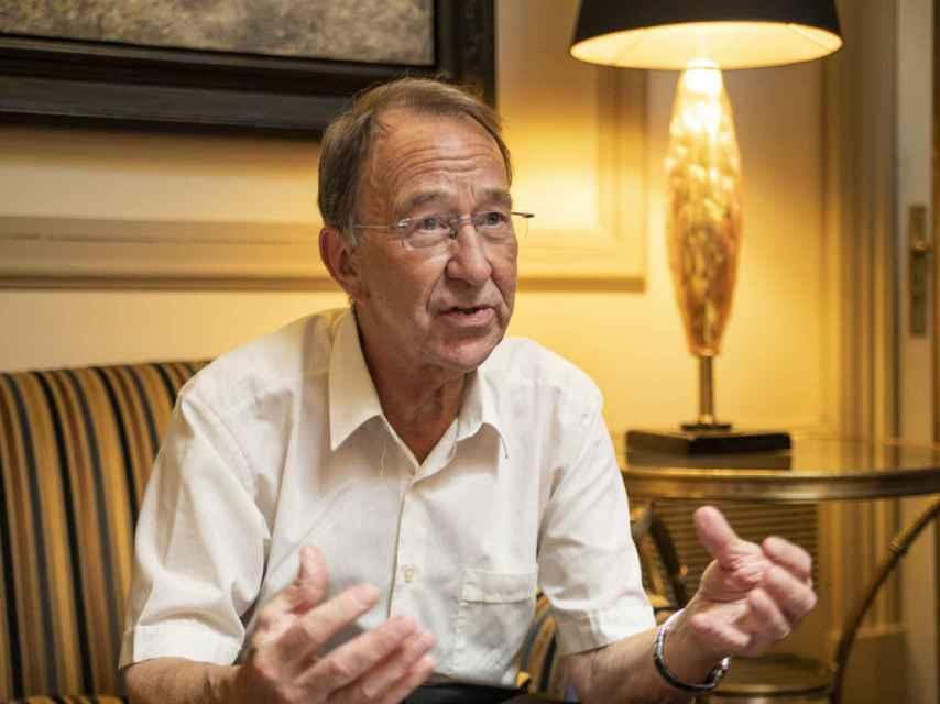 Kershaw es catedrático de Historia Moderna de la Universidad de Sheffield.