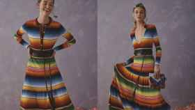 Uno de los diseños de Carolina Herrera por la que acusan a la diseñadora de plagio.
