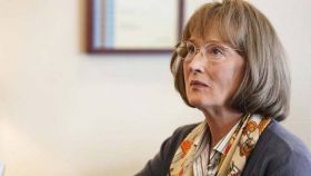 Meryl Streep en Big Little Lies.