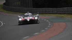 Fernando Alonso acaba cuarto en los entrenamientos libres de las 24 Horas de Le Mans