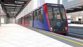 CAF se adjudica el diseño y fabricación de 43 trenes sin conductor en Londres