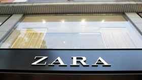 Fachada de Zara