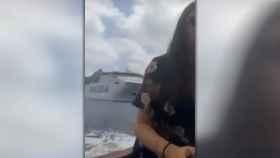 Los dos buques cubrían los itinerarios entre Ibiza y Formentera.