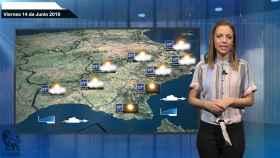 El tiempo: pronóstico para el viernes 14 de junio
