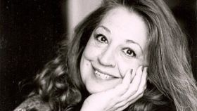 Ofelia Angélica en una foto de archivo.