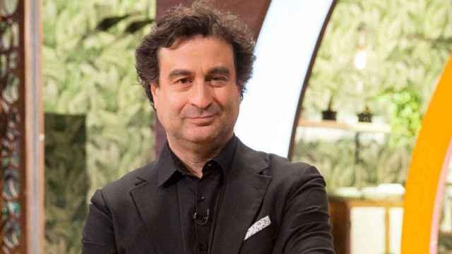 El chef toledano Pepe Rodríguez. Foto: RTVE