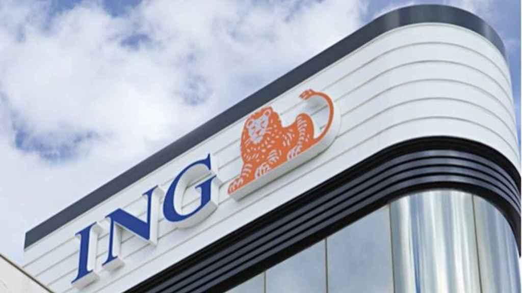 Imagen de archivo de una sede de ING.