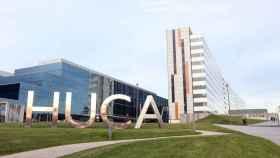 El joven ingresó en el Hospital  Universitario de Asturias con un fuerte traumatismo cranoencefálico.