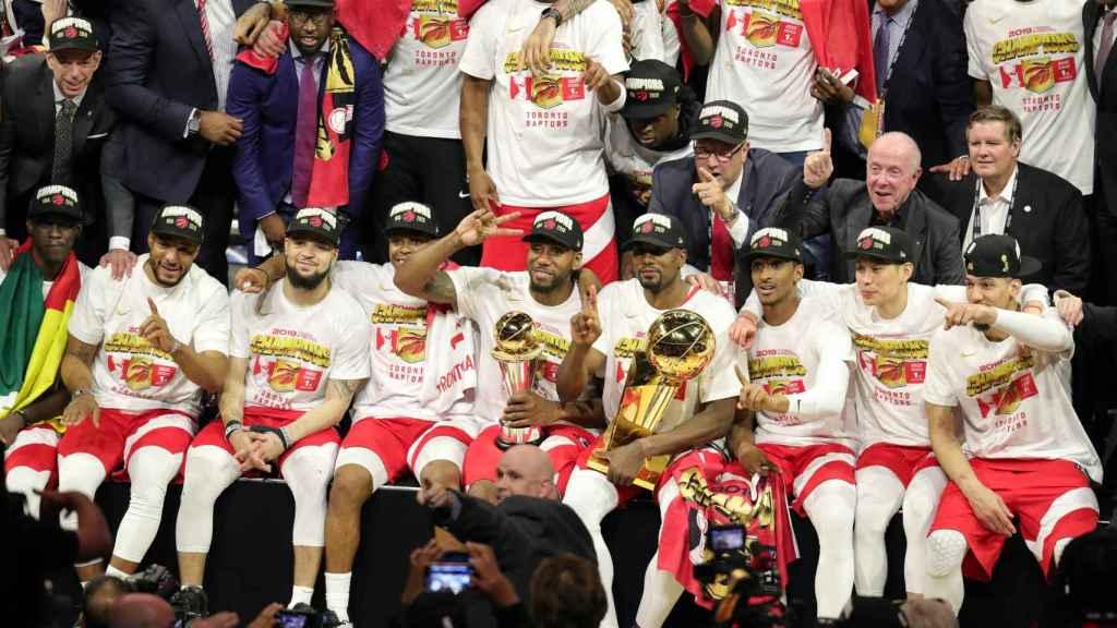 Toronto Raptors, campeones de la NBA 2019