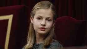 La princesa Leonor se estrenará este año en los premios de Oviedo y Girona.