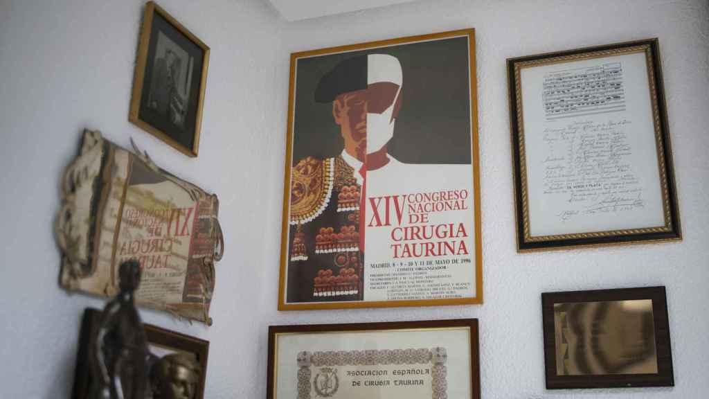 He visto todas las cornadas que ha habido en el sanatorio de toreros y Las Ventas.