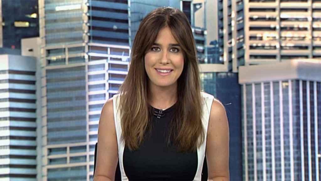 Isabel Jiménez en Telecinco