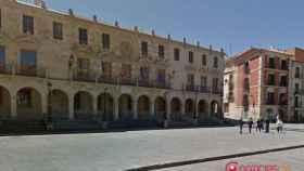 Plaza Mayor y Ayuntamiento de Soria