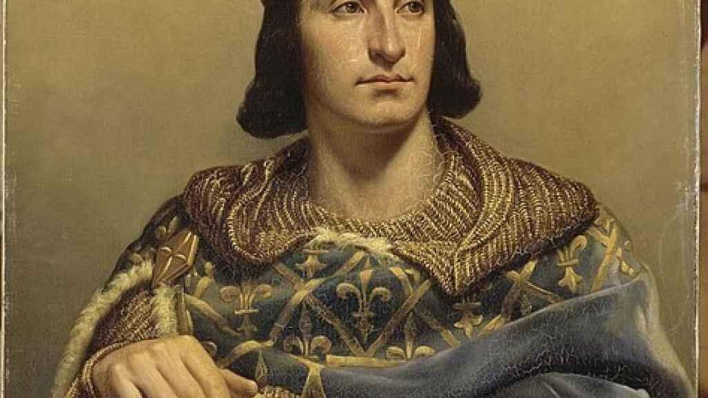 Felipe II de Francia.