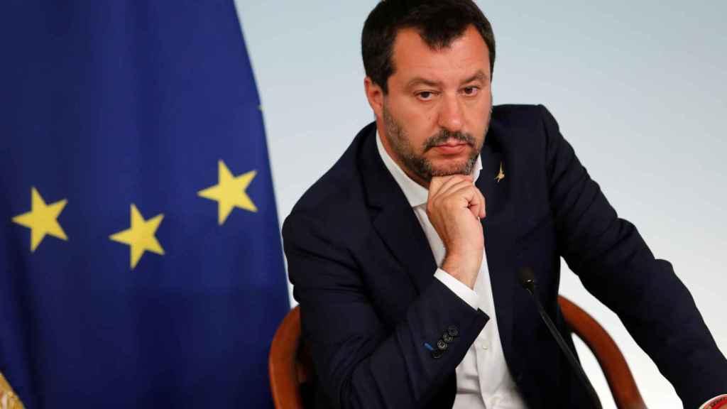 Salvini en una imagen reciente