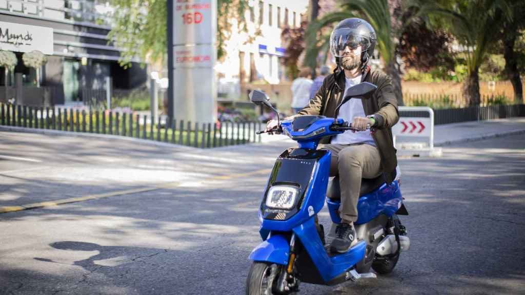Probamos la NX1, la moto española creada por Next Electric Motors