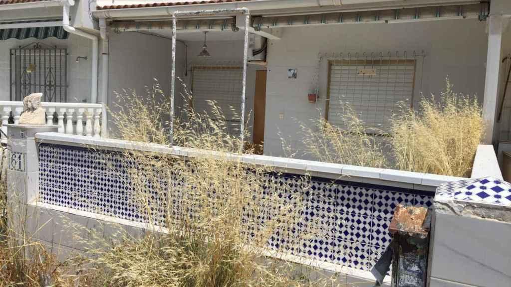 Aquellos apartamentos están abandonados u okupados en su mayoría