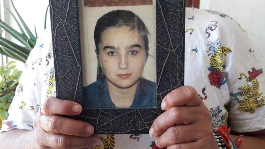 Amanda fue asesinada por Salvador cuando tenía 21 años.