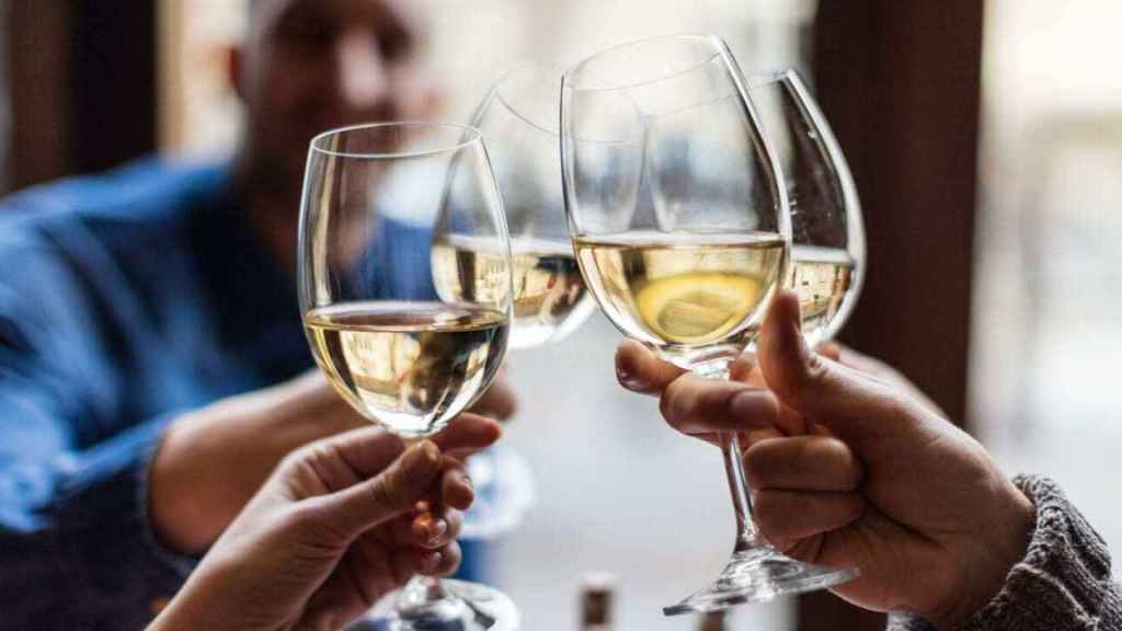 El txacoli es el vino blanco gastronómico del momento.