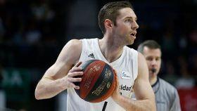 Causeur, jugador del Real Madrid de Baloncesto