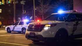 Coches de policía de Filadelfia.