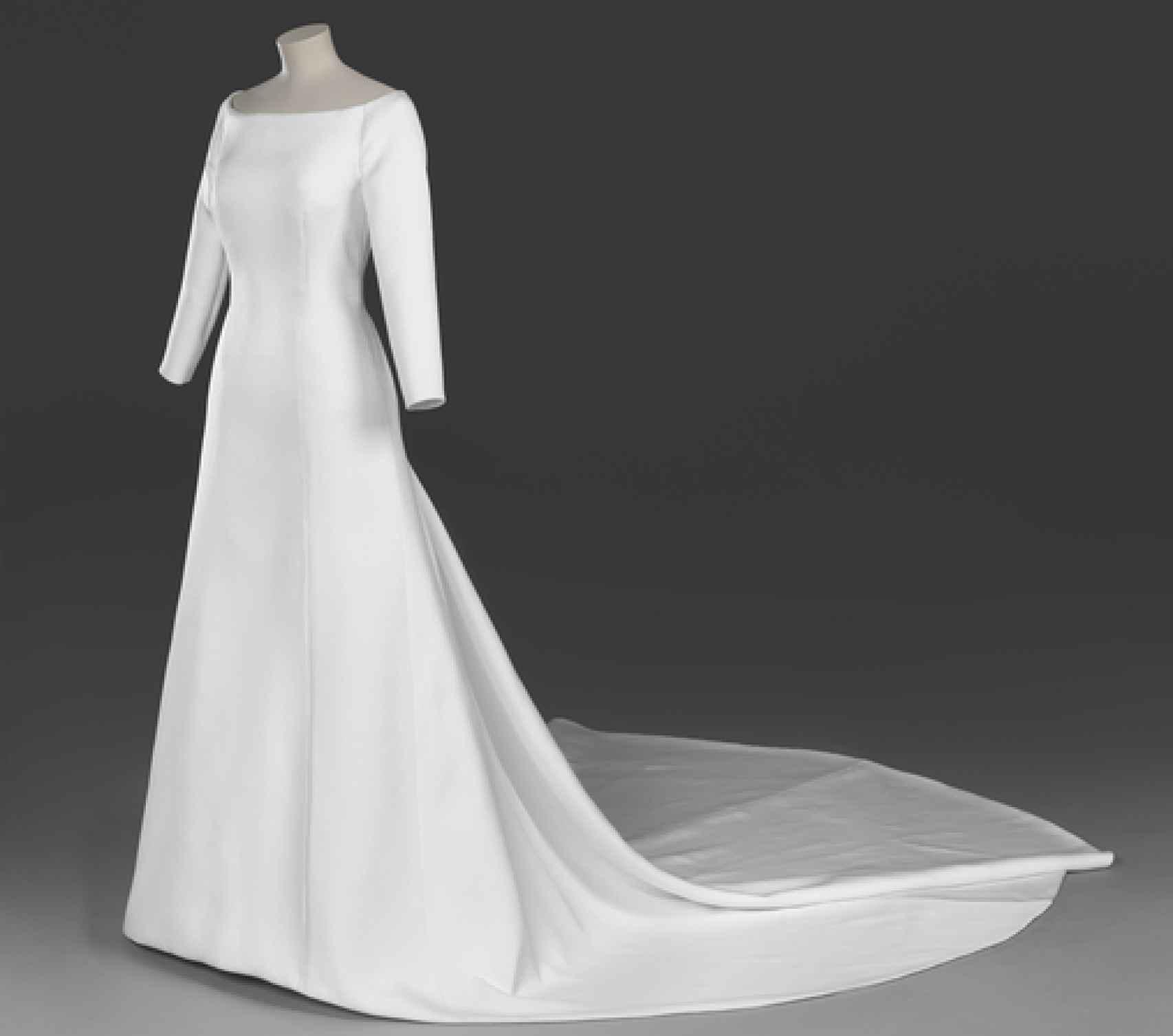 Vestido de Givenchy que lució Meghan Markle el día de su boda.