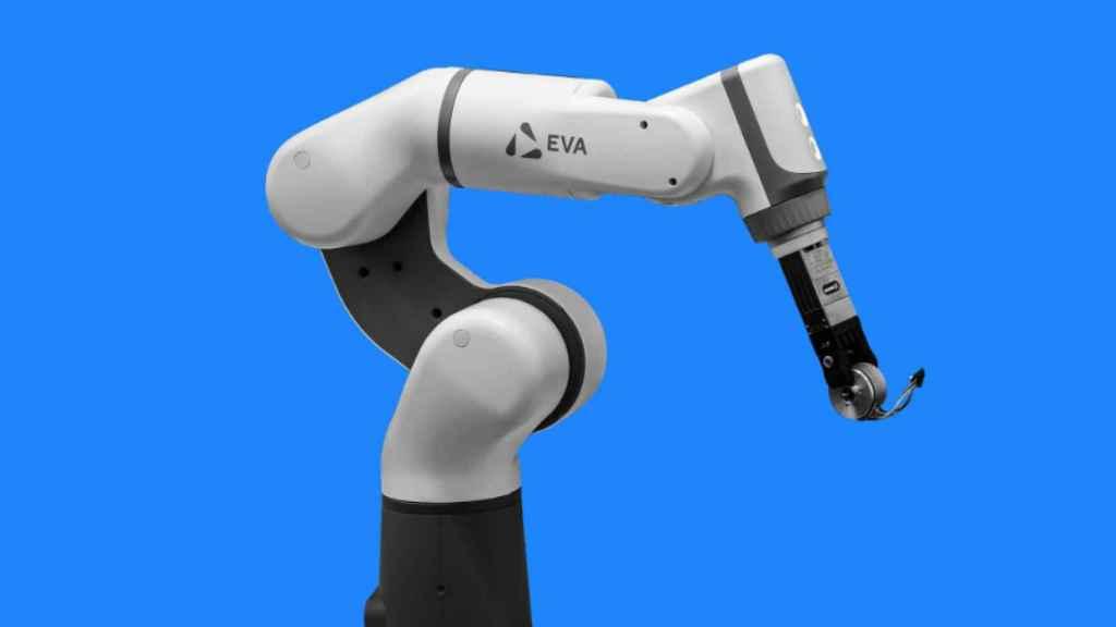 brazo robótico Eva