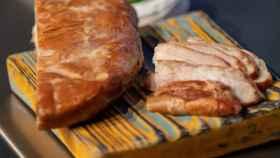 El bacon marino del chef Ángel León