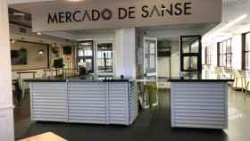 Mercado de Sanse, el nuevo espacio gastronómico que conquistará la zona norte de Madrid