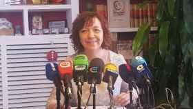 Rosa Melchor, alcaldesa socialista de la localidad ciudadrealeña de Alcázar de San Juan