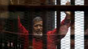 Mursi en una imagen de archivo