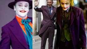 Meme comparando a Joaquín con el Joker.