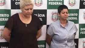 Rosana y Kacyla, acusadas de matar a su hijo de 9 años