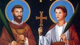 San Marcos y San Marcelino
