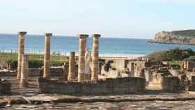 Antigua ciudad de Baelo Claudia, de finales del siglo II a.C.