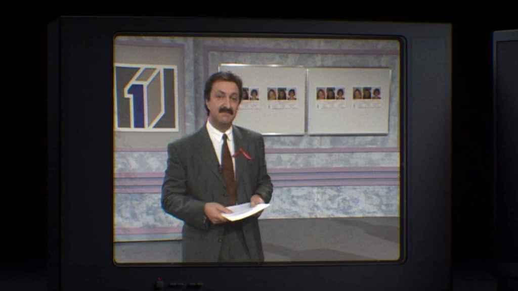 Paco Lobatón en su programa 'Quién sabe dónde'.