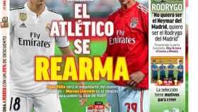Portada diario MARCA (19/06/2019)