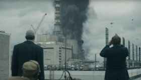 Imagen de 'Chernobyl' (HBO).