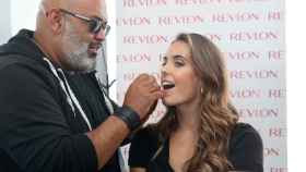 Maquillador y Ona Carbonell