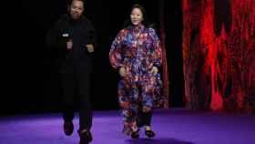 Carole Lim y Humerto Leon, de la firma Kenzo