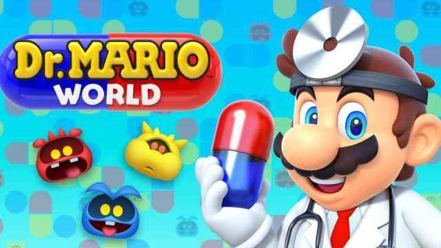 Dr Mario World de Nintendo llega a Android en pocas semanas. ¡Regístrate ya!