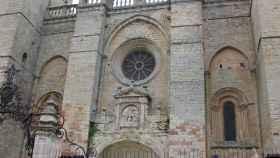 Imagen de archivo de la Catedral de Sigüenza
