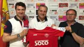 Torreca, nuevo entrenador del Almagro
