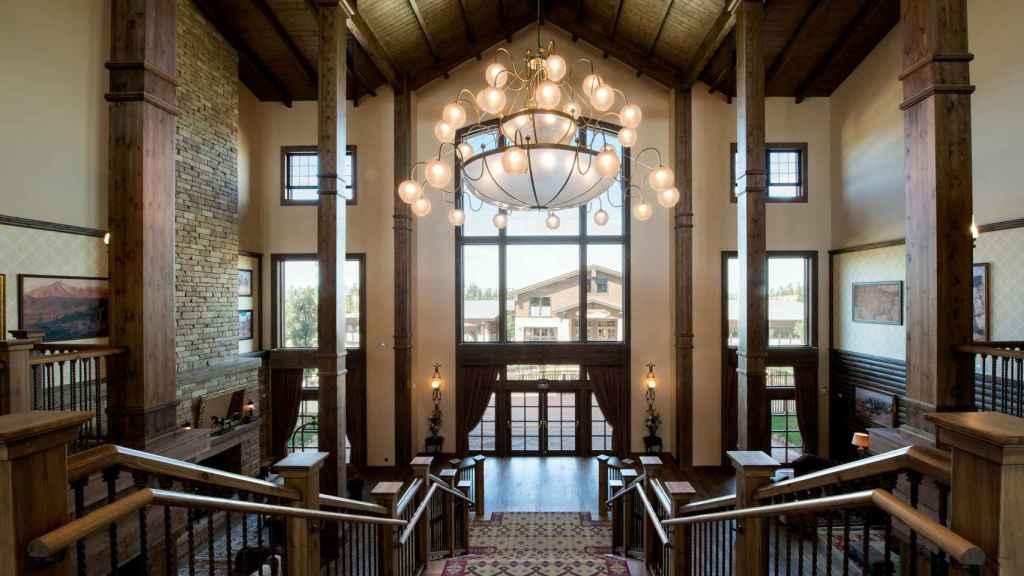 El nuevo hotel de PortAventura Colorado Creek, equipado por El Corte Inglés Empresas.