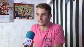 Carlos Rodríguez ha obtenido una media de diez entre Selectividad y Bachillerato. Foto: Atlas.