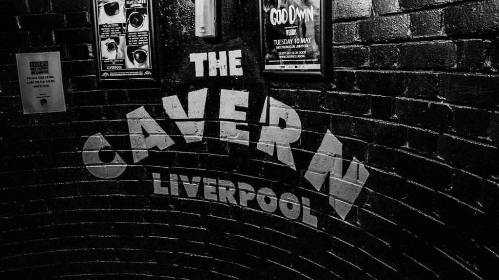 The Cavern, en Liverpool.