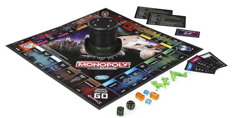Monopoly con voz portada