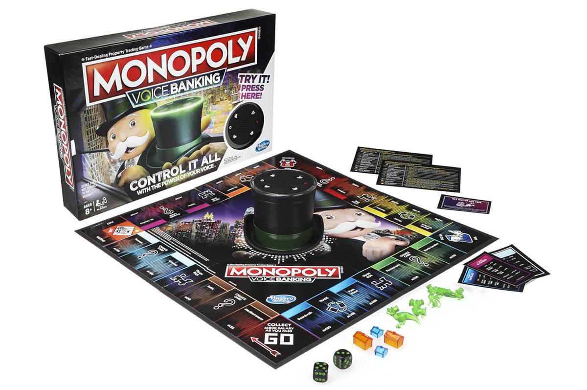Monopoly con voz