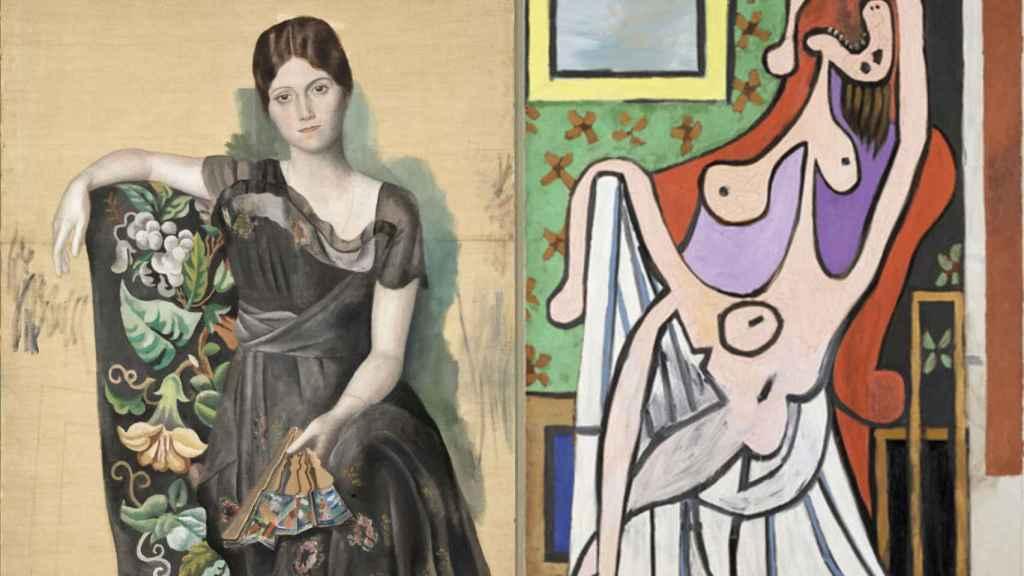 El Picasso Más Cruel Así Deformaba A Sus Mujeres En Sus Cuadros Cuando Les Ponía Los Cuernos