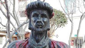 El busto de Abderramán III de Cadrete.